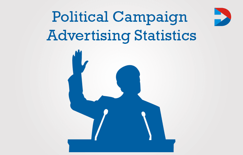 50 Political Campaign Marketing And Advertising Statistics For 2020