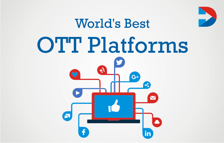 World's Best OTT Platforms For 2020