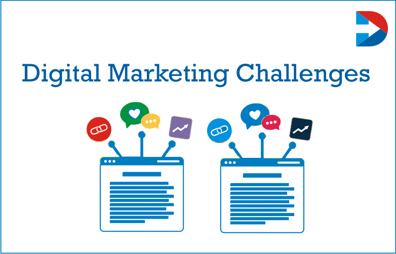 Digital Marketing Challenges That Are Disappointing Businesses